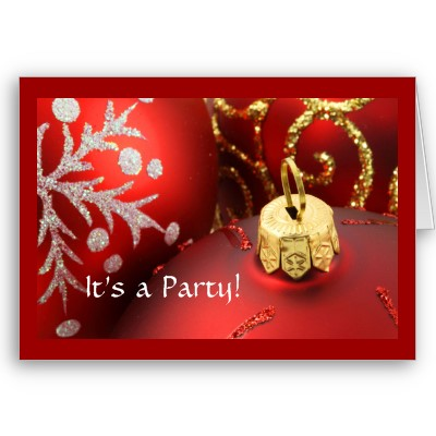 You're Invited to the FCC Christmas Party!