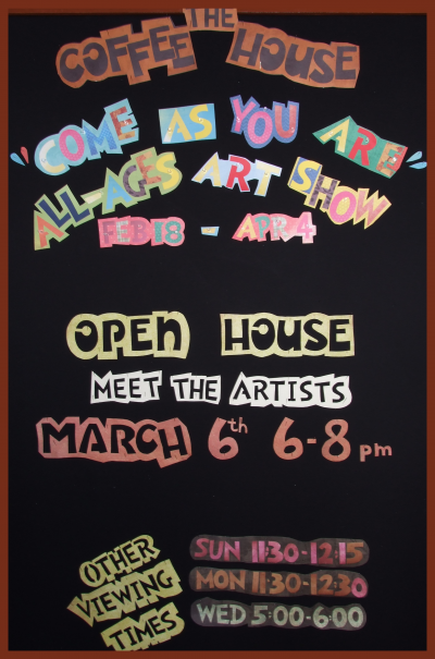 All-Ages Art Show