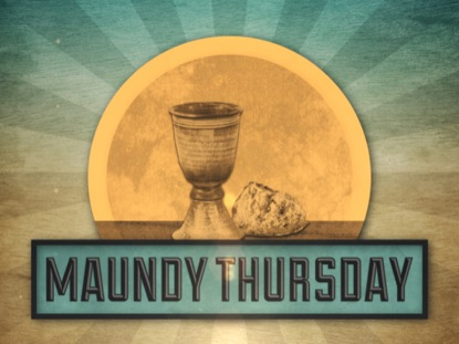 Ecumenical Maundy Thursday